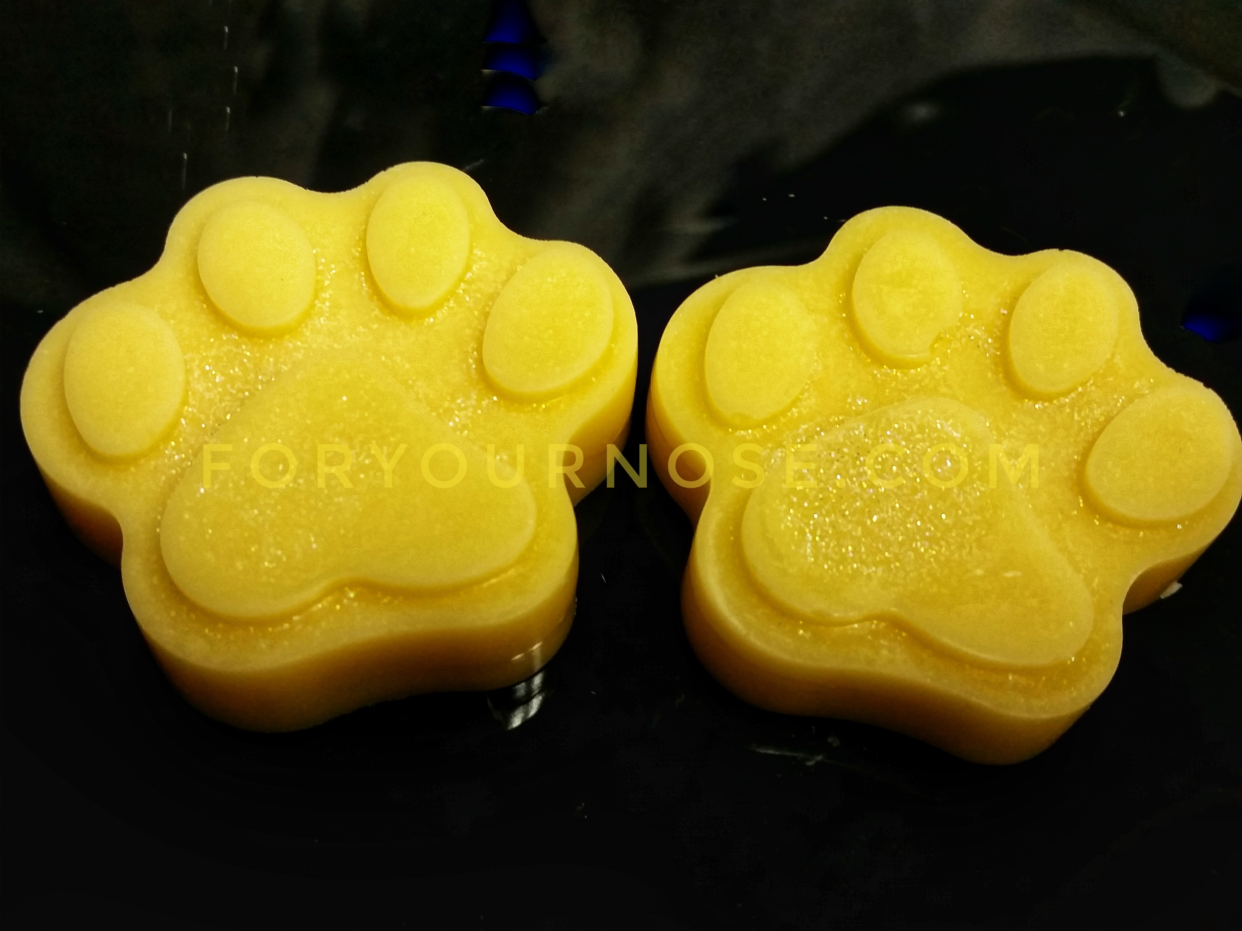 puppy paws wax melts