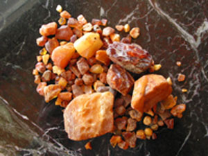 Tibetan Amber fragrance