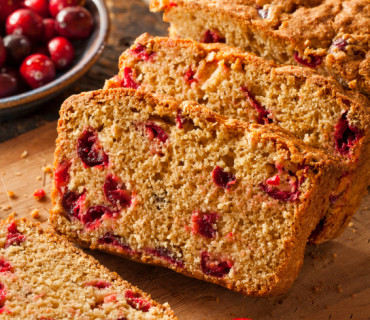 Zucchini Cranberry Bread fragrance