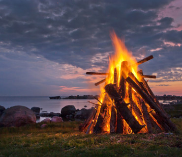 Bonfire Bliss fragrance
