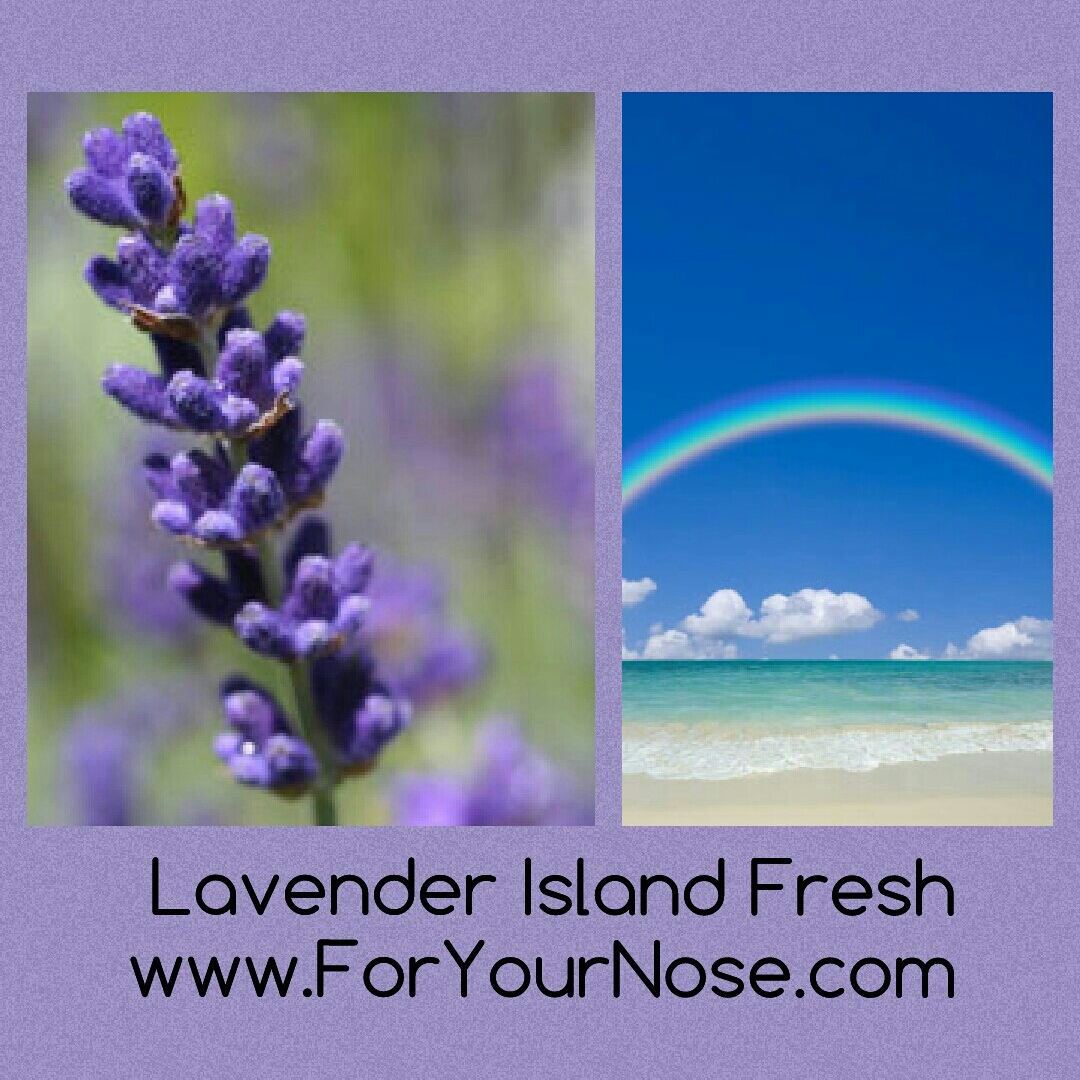 Lavender Island Fresh fragrance