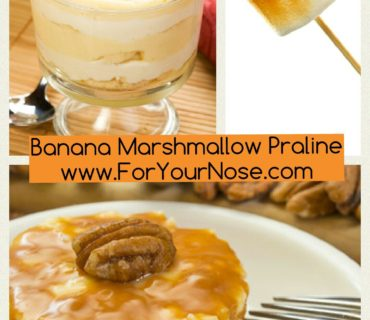 banana marshmallow praline fragrance