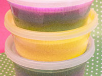 scoopable wax granules