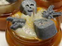 Halloween Jar Candles