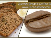 Zucchini Bread & Coffee Bean fragrance