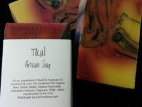 Tikal soap