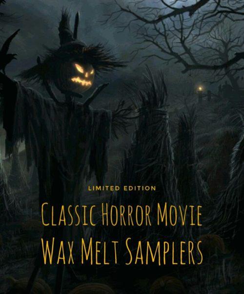Classic Horror Movie Sampler 2018